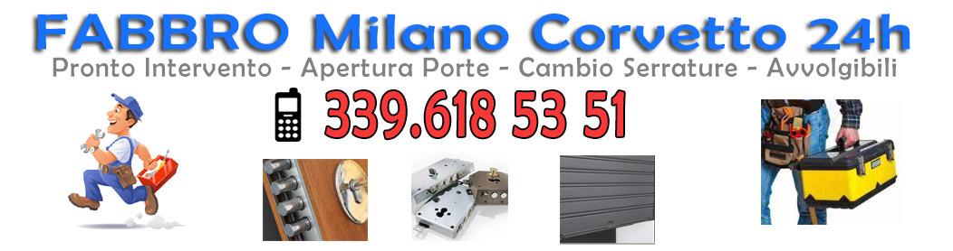 339.6185351 – Fabbro Milano Corvetto